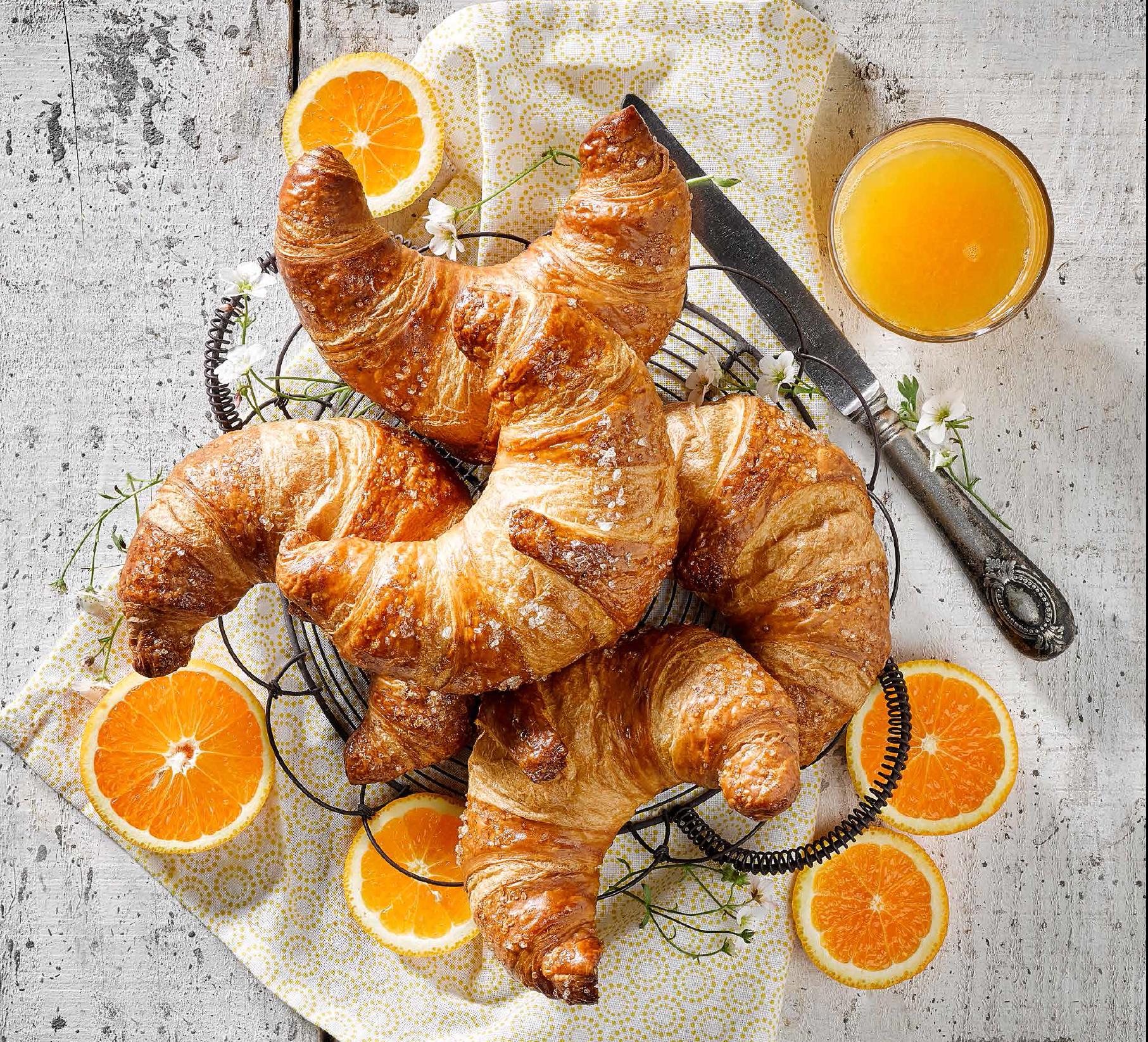 Panettone Croissant