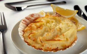 Coquilles St.Jacques website