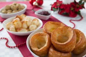Yorkshire puddings Xmas