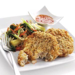 Thai Cod Prawn Fishcake