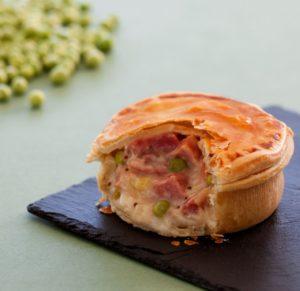 Ham Hock & Pea Pie