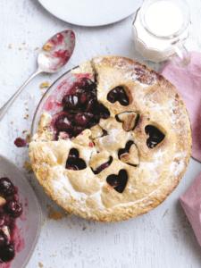 Cherry & Bay Pie