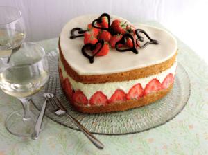 Fraiser Cake