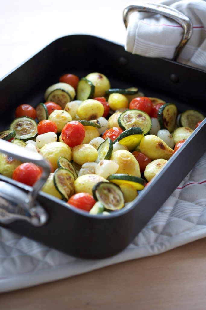Tuscan Vegetables