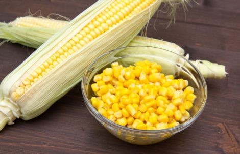 Sweet Corn (Supersweet)