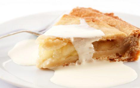 Gluten Free British Bramley Apple Pie