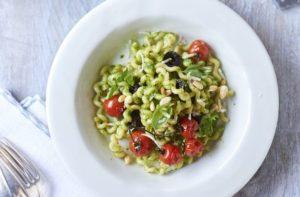 Zesty-4-veg-pesto-pasta