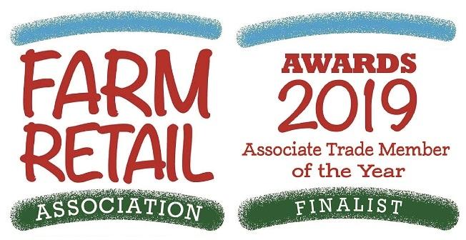 FRA Award logo finalist