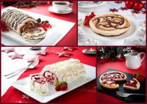 Desserts Christmas