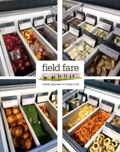 field fare loose serve products