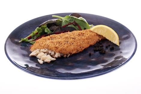 Lemon & Pepper Dusted Haddock Fillets
